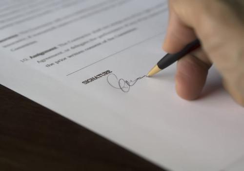 Wanneer zijn notarissen echt nodig?